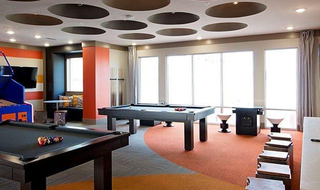 Arcade & Game Room